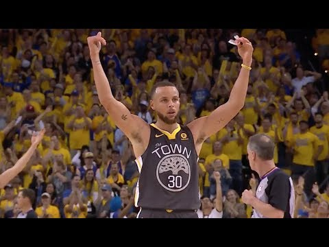 Stephen Curry Breaks NBA Finals Record for 3-Pointers