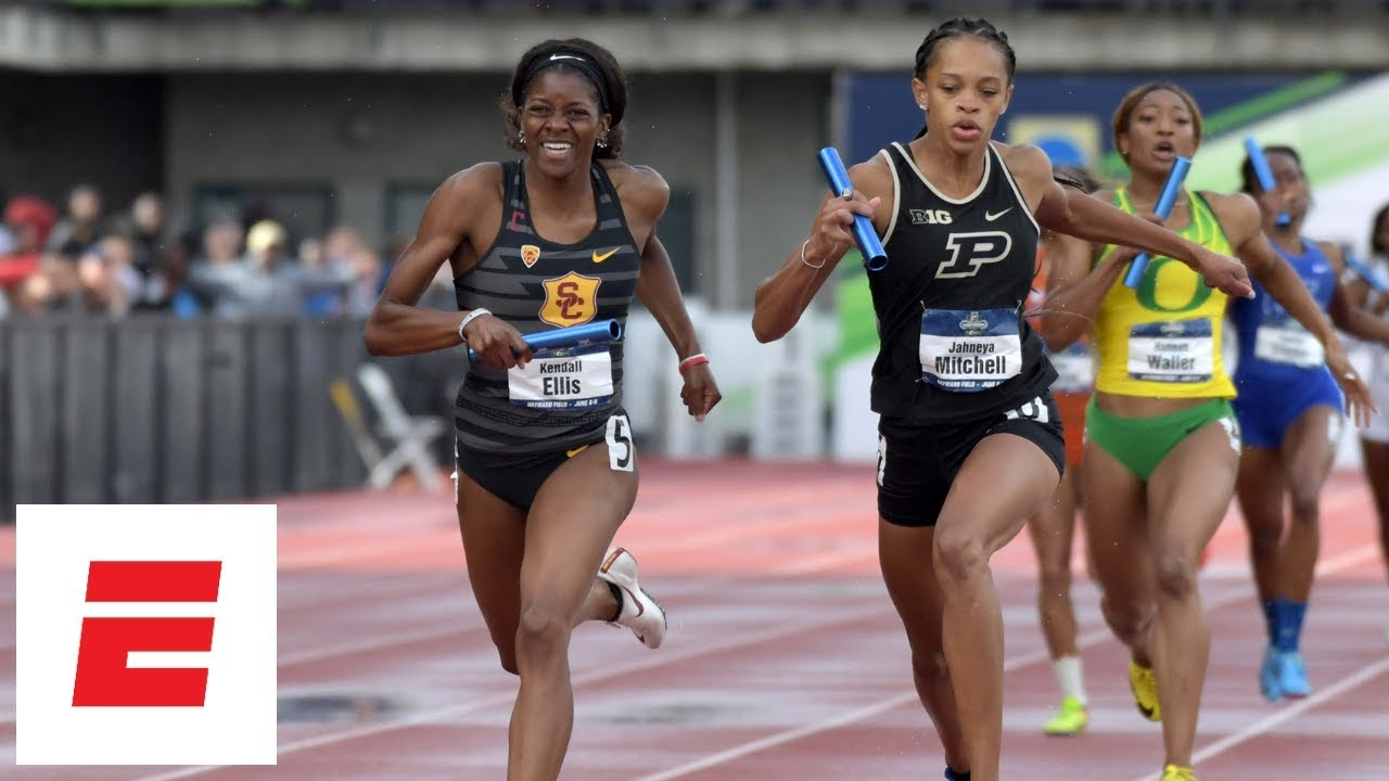 USC's Track Runner Makes Ridiculous Comeback