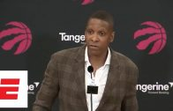 Kyle Lowry speaks on Raptors 2018 season & NBA All-Star Weekend
