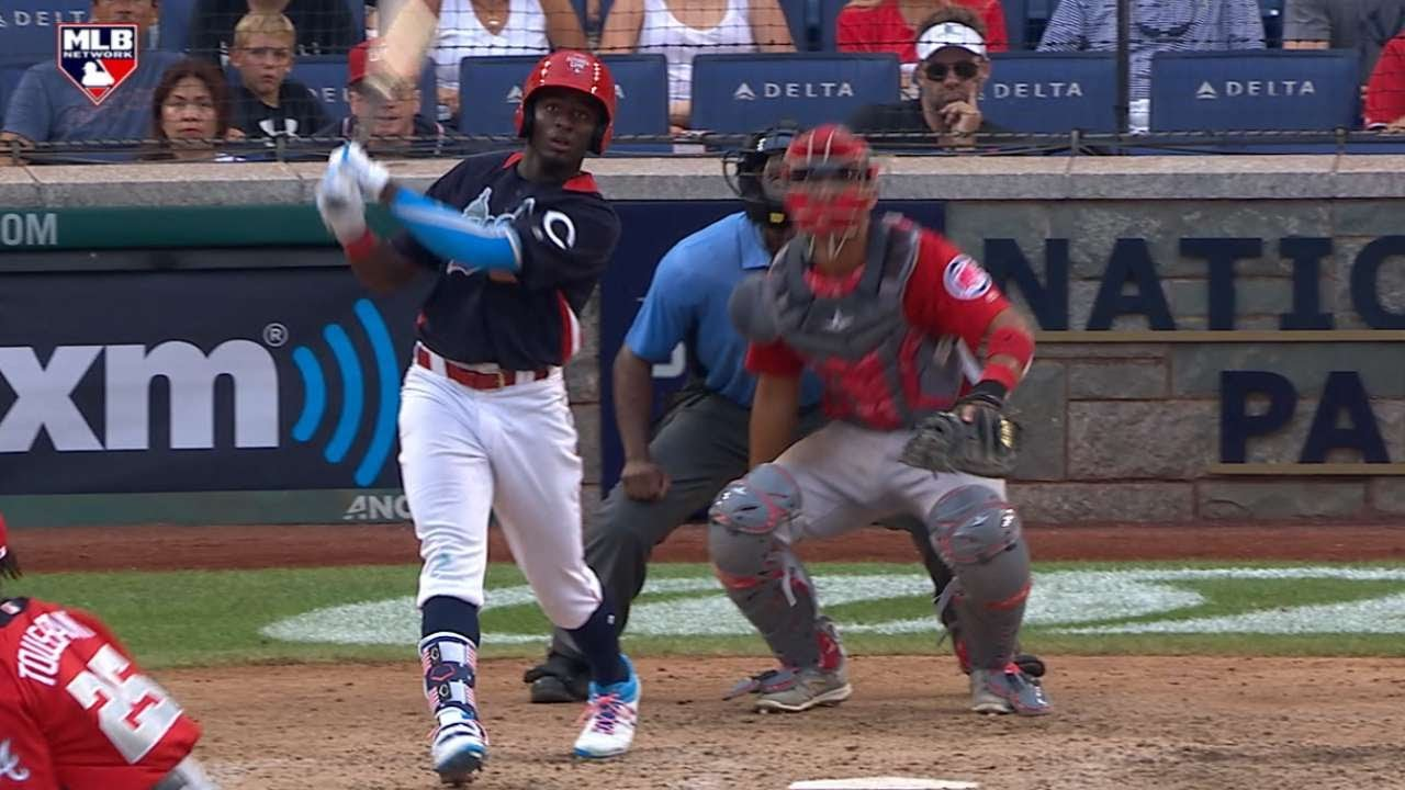 Future is Bright in MLB with Futures Game Home Run Barrage