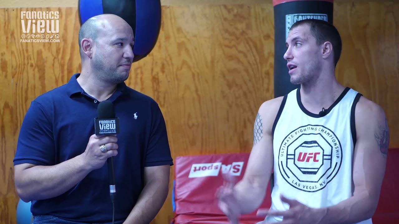 James Vick Correctly Picks Daniel Cormier Fight