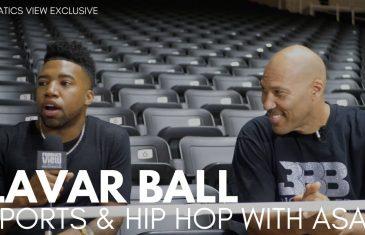 "LaVar Ball Says LeBron James Is ""Too Weak"""