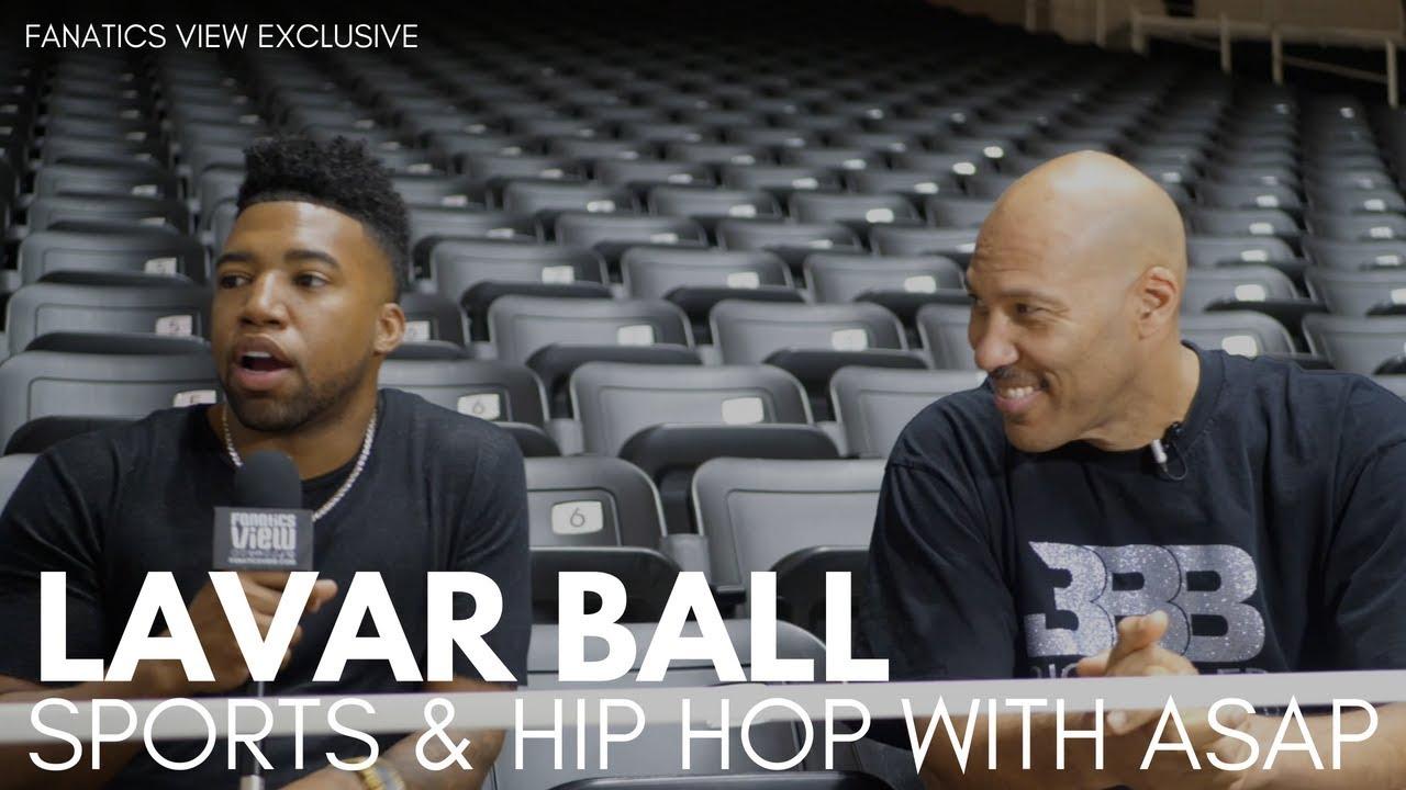 LaVar Ball Says LeBron James Is
