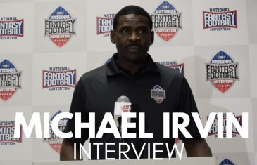 Michael Irvin Gives Cowboys Receiver Advice