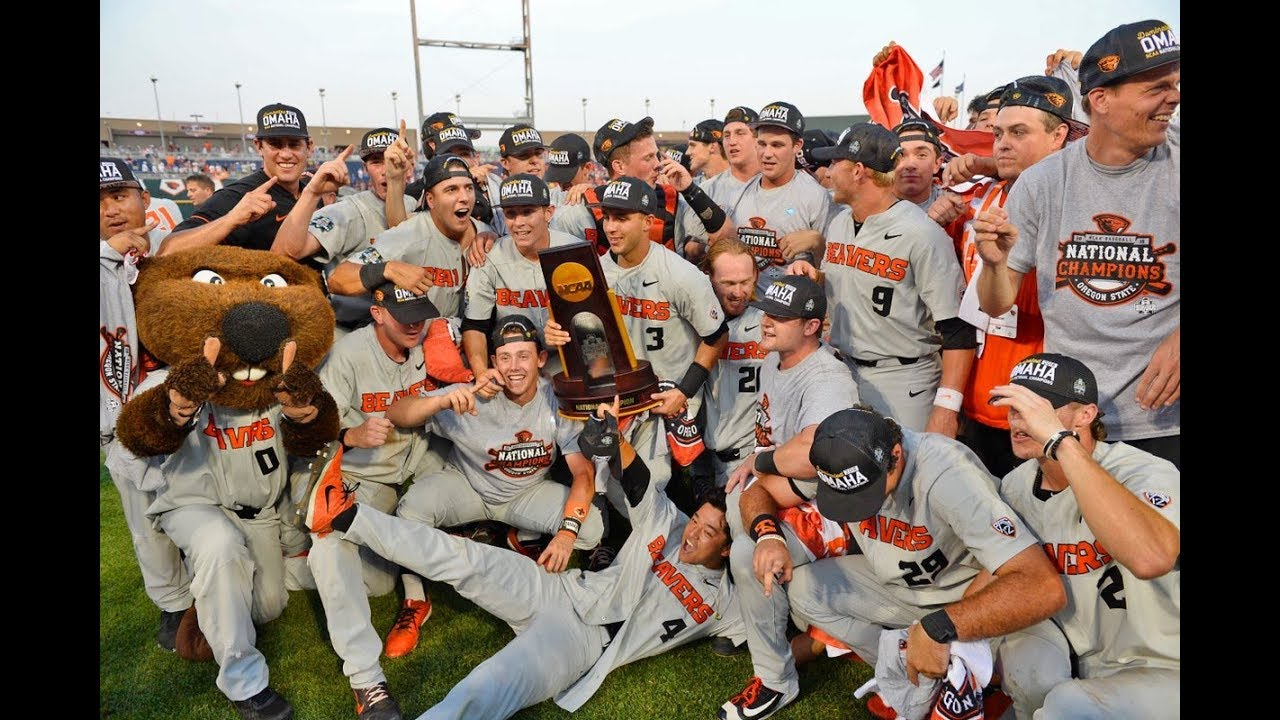 Oregon State Clinches College World Series Championship