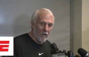 """Popovich is Ready to """"Move on"""" after Raptors-Spurs Trade"""