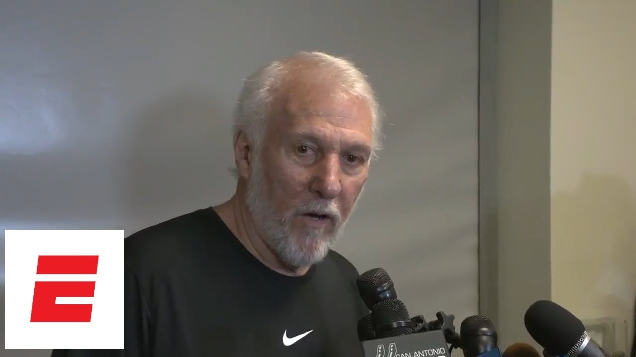 Popovich is Ready to