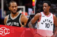 Spurs Trade Kawhi Leonard to the Raptors