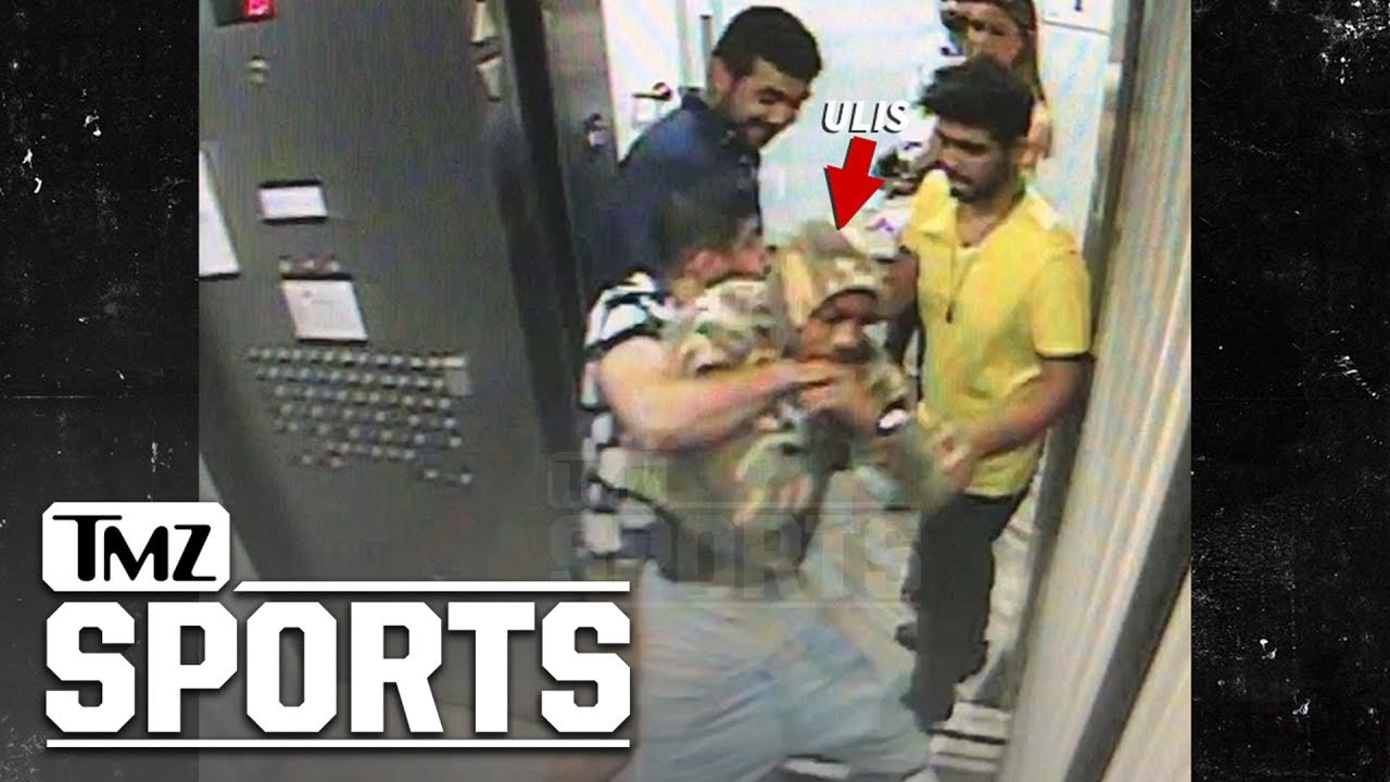 Video Released: Tyler Ulis Fight in Elevator