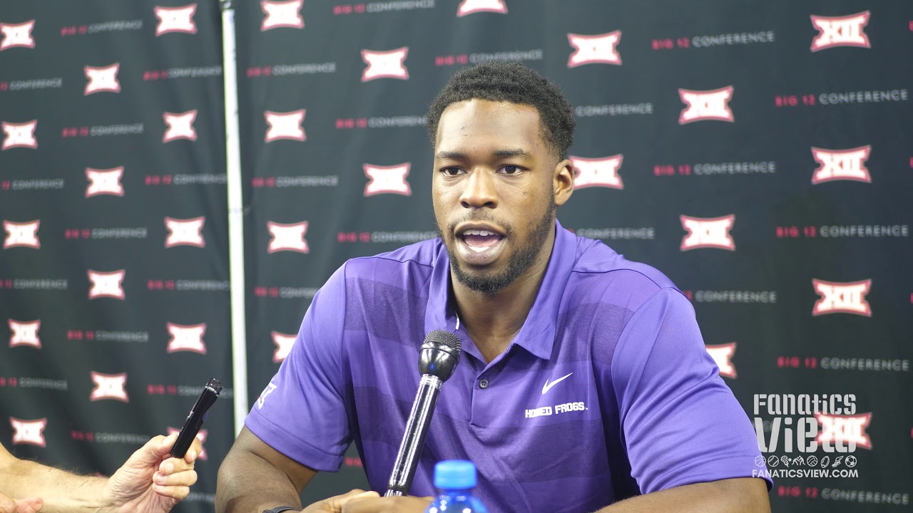 Ben Banogu speaks on TCU's Expectations for the 2018 Season