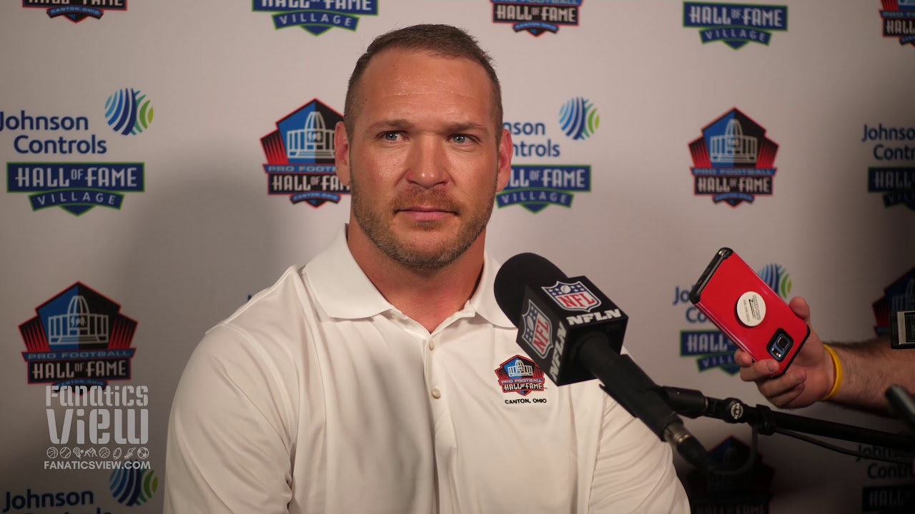 Brian Urlacher on Future Bears Hall of Famers, Roquan Smith, Randy Moss