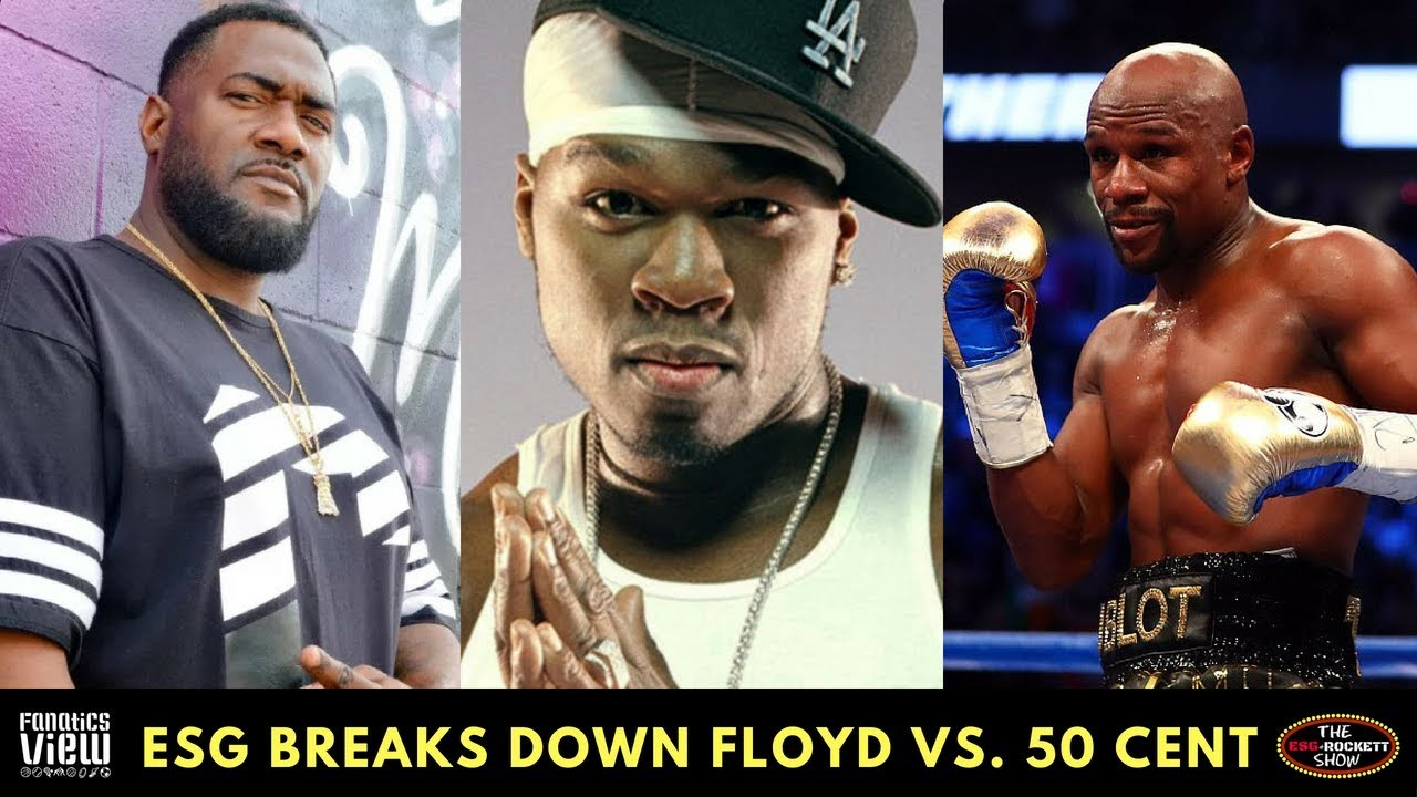 ESG weighs in on Floyd Mayweather vs. 50 Cent Recent War of Words