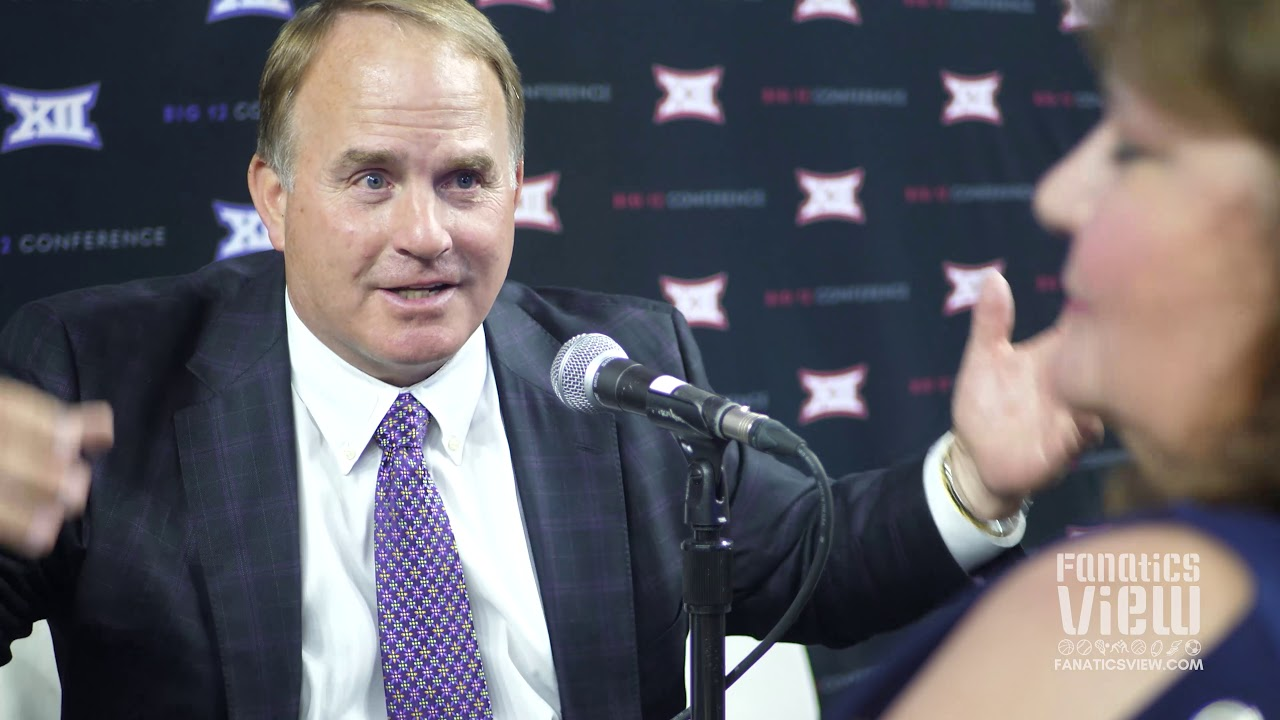 Gary Patterson previews TCU's 2018 Season