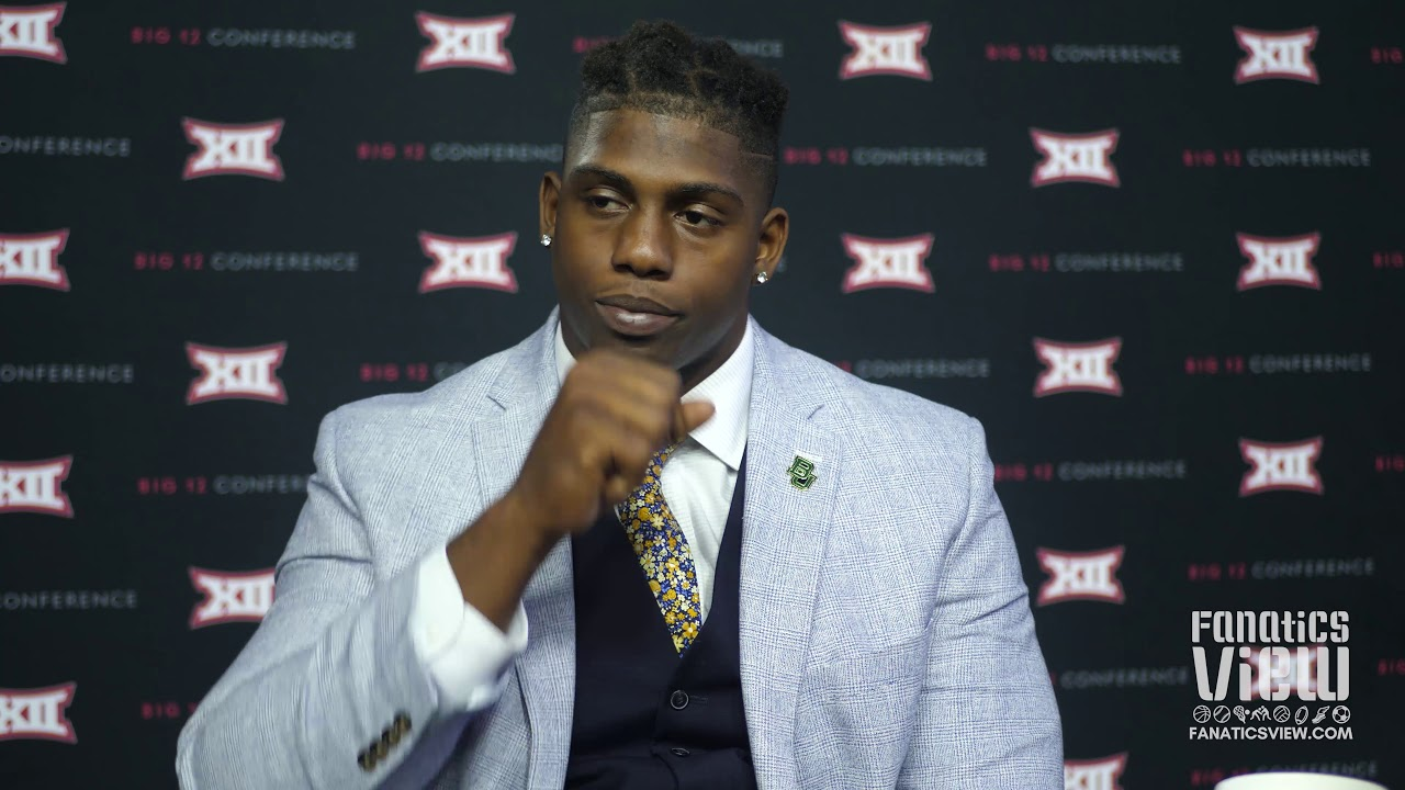 Ira Lewis says He Expects Baylor Defensive Line to