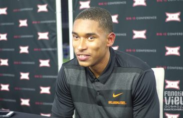 Jalen McCleskey says Mike Gundy Gets Overlooked Nationally in College Football