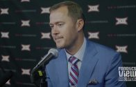Lincoln Riley on Oklahoma, the Upcoming Season and More