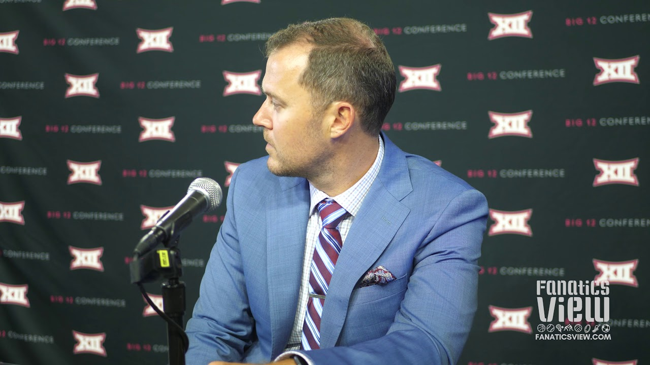 Lincoln Riley Talks Oklahoma's Recruiting Strategy & New Facilities