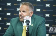 Matt Rhule Gains Respect from Bill Synder after K-State Game