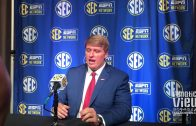 Ole Miss Sean Rawlings at SEC Media Days