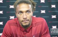 Rodney Anderson on Heisman talk and Baker Mayfield