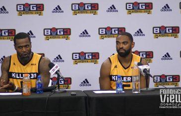 Stephan Jackson on Kobe Joining The Big 3