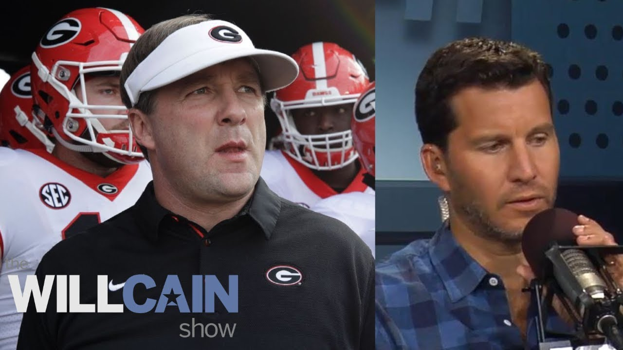 Will Cain says Georgia will be next college football dynasty