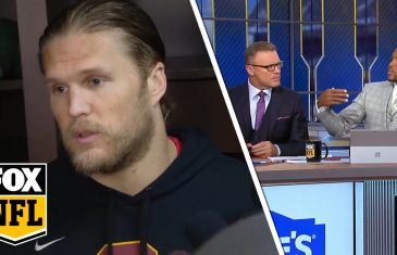 "Clay Matthews calls the NFL ""soft"" after consecutive controversial penalties"