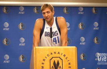 """Dirk Nowitzki says Luka Doncic & Dennis Smith Are Bonding Over """"PlayStation"""""""