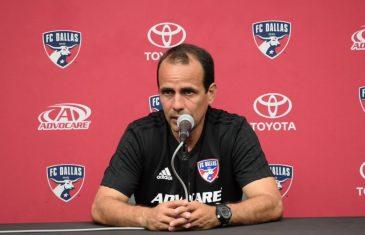 """FC Dallas head coach Oscar Pareja: """"Tough, tough game against a good rival"""""""