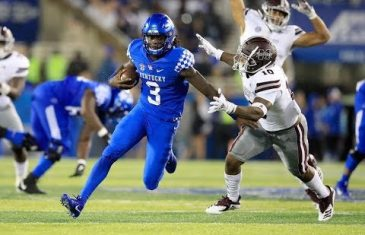 Kentucky Pulls Off Another Upset vs. No. 14 Mississippi State