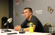 McKenzie Milton speaks on UCF's Win Over FAU & Being the Best Team in Florida