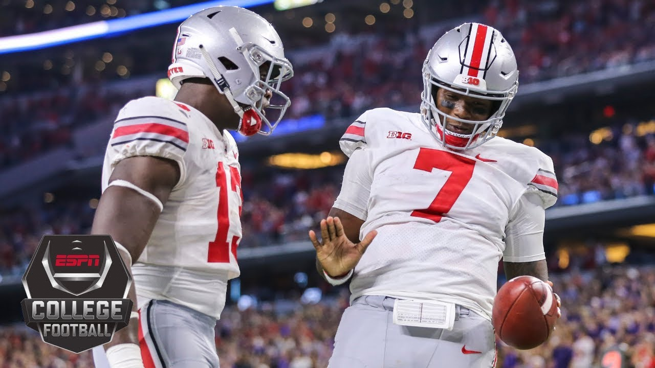 Ohio State Rallies to Beat TCU