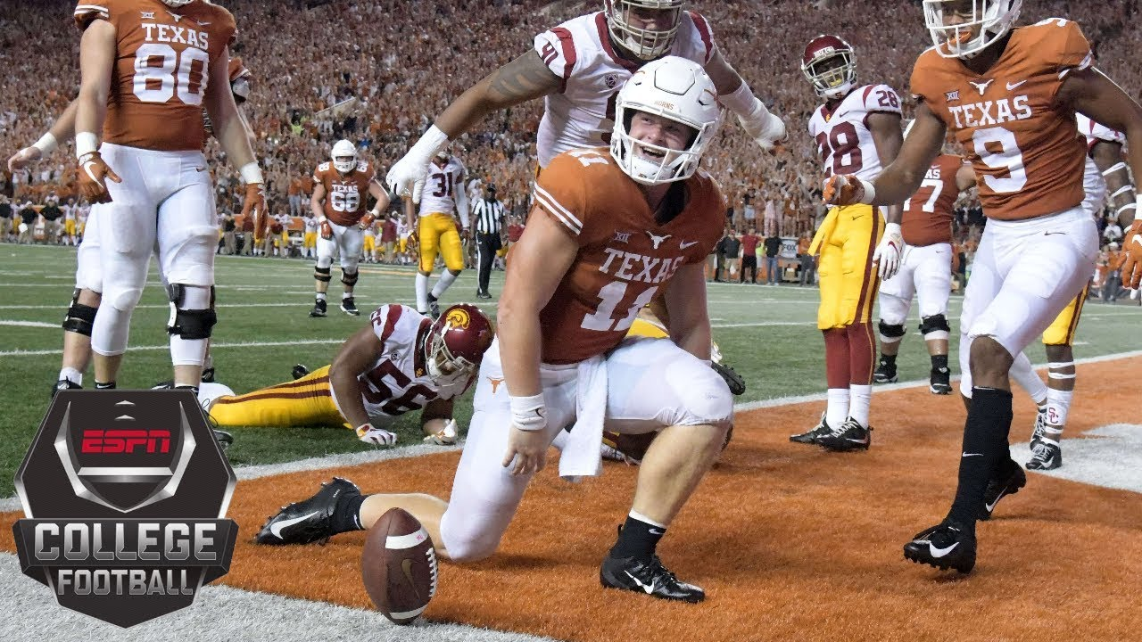 Texas Longhorns Upset USC in Austin