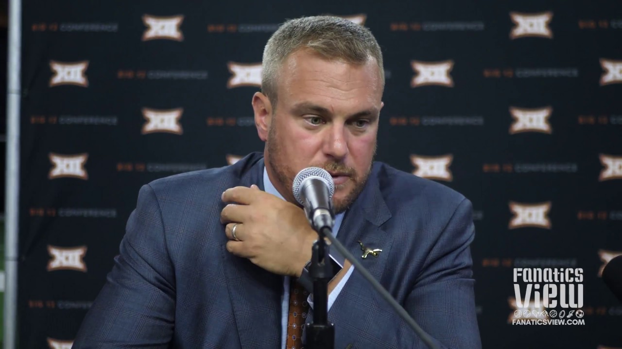 Tom Herman says Texas Will Surprise Most at the Tight End Position in 2018