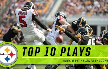 Ben Roethlisberger and Mike Tomlin make history in win over Falcons