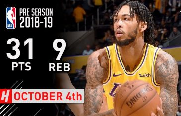 Brandon Ingram scores 31 and comes up clutch versus Kings