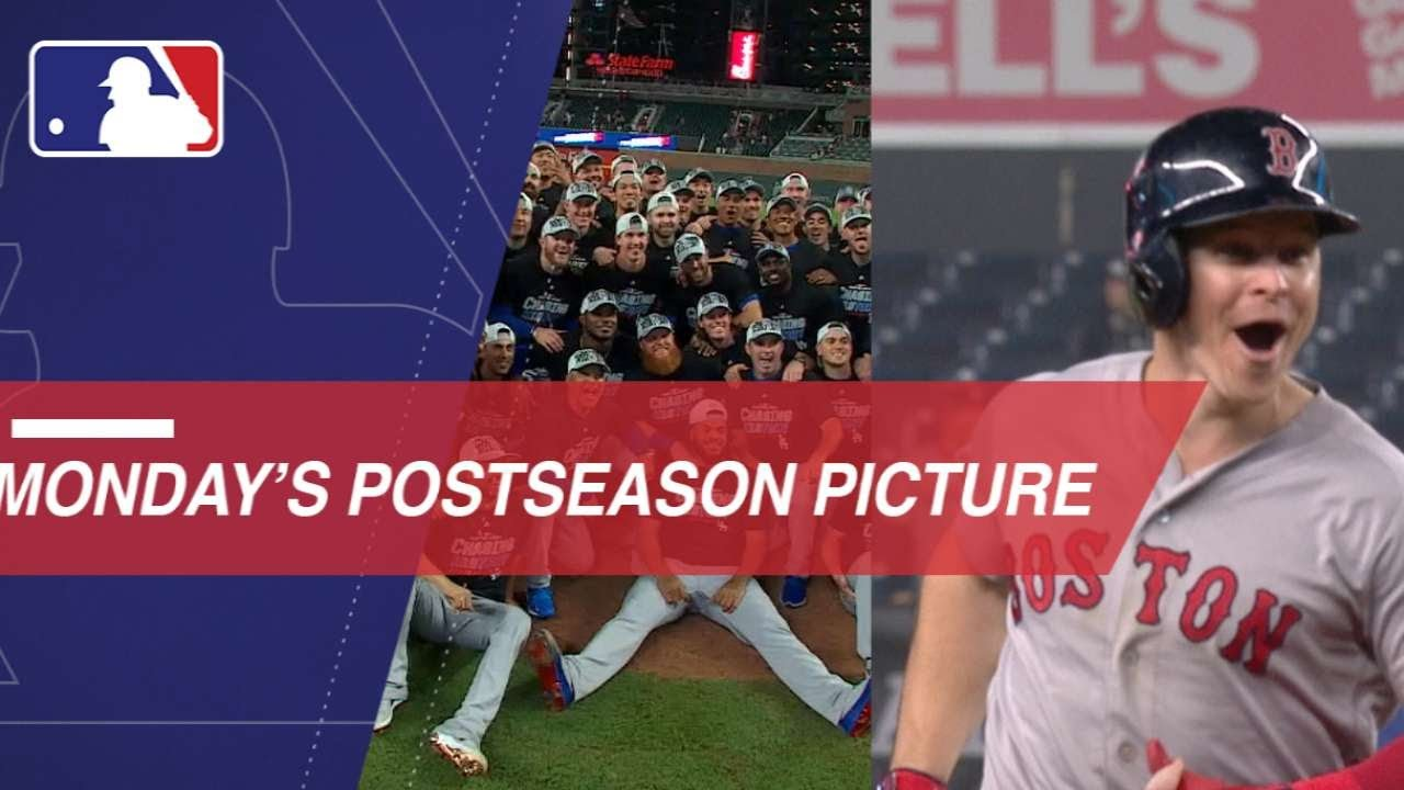 Brock Holt Hits First Cycle in Post Season History