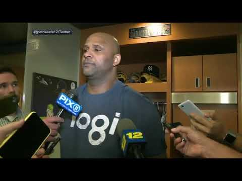 CC Sabathia Rips Ump Angel Hernandez after ALDS loss to Sox