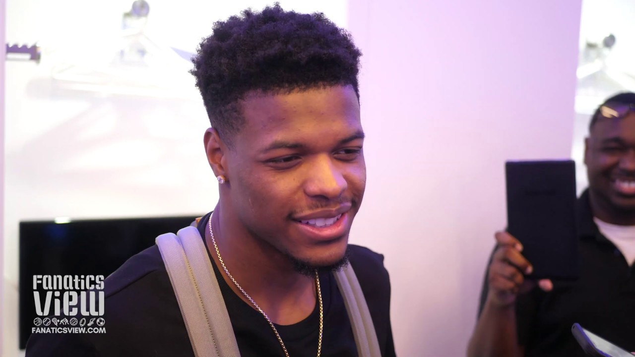 Dennis Smith on His Game Winning Shot vs. Minnesota, Luka Doncic and the Maverick's Playoff Chances