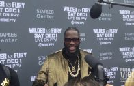 Deontay Wilder ready for Dec. 1 heavyweight championship fight against Tyson Fury