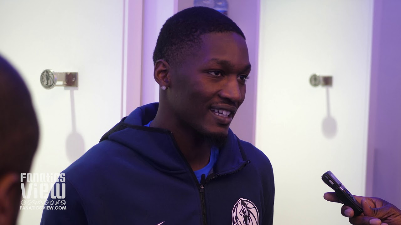 Dorian Finney-Smith on Mavs 2-1 Start & Luka Doncic vs. Trae Young in Atlanta