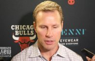 "Fred Hoiberg says Luka Doncic ""Will Be A Star"", Jabari Parker & the Bulls Loss to Dallas"