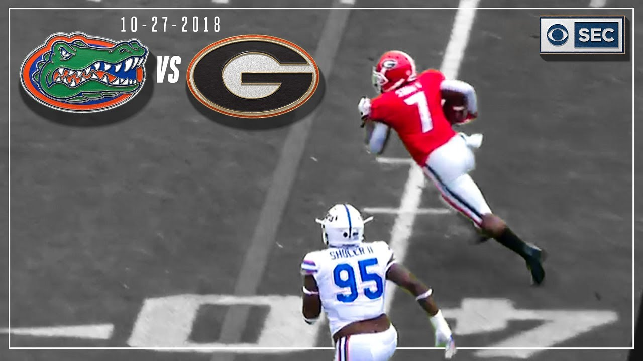 Georgia Dominates Florida in Rivalry Showdown