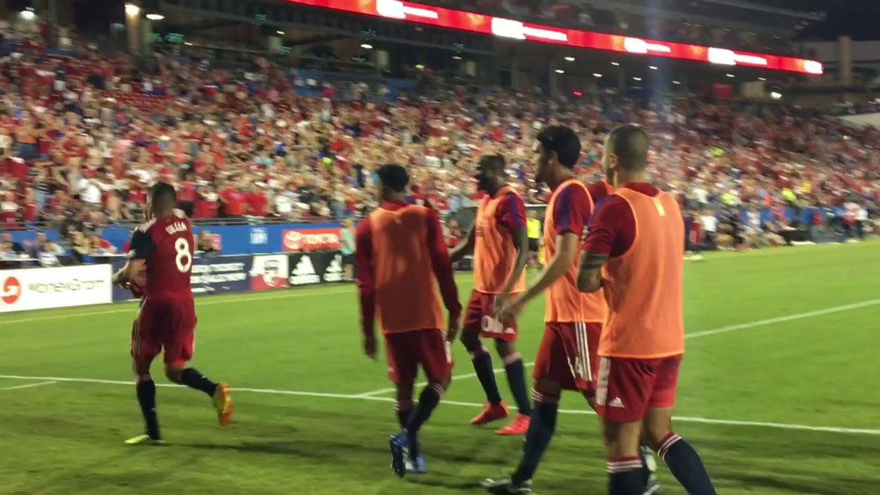 Goal: Victor Ulloa Header FC Dallas vs. Orlando City