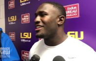 LSU's Devin White Speaks on Dominat Win Against Ole Miss