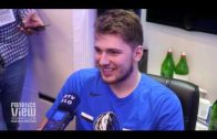"Luka Doncic on His 2nd NBA Game, DeAndre Jordan and Potentially Becoming ""The Face"" of Dallas Mavericks"