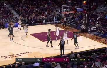 Nets take advantage of winless Cavaliers, win 102-86