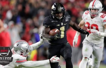 Ohio State Blown Out By Purdue in Big 10 Shocker