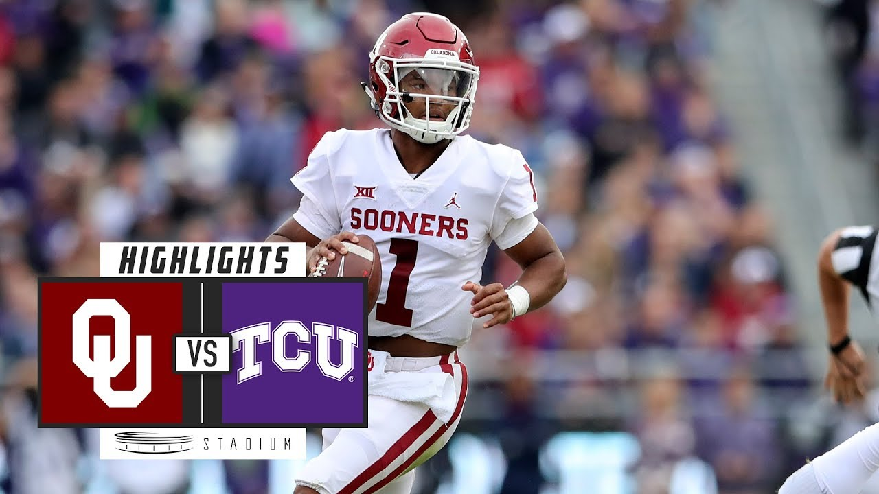 Oklahoma displays a Dominant Offense & New Defense Against TCU