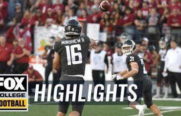 Oregon's Second Half Comeback Falls Short at Washington State